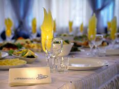 Банкетный зал для проведения свадебных торжеств и праздничных мероприятий